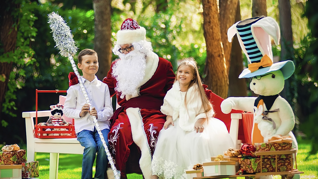 """Уикенд """"День Рождения Деда Мороза"""""""